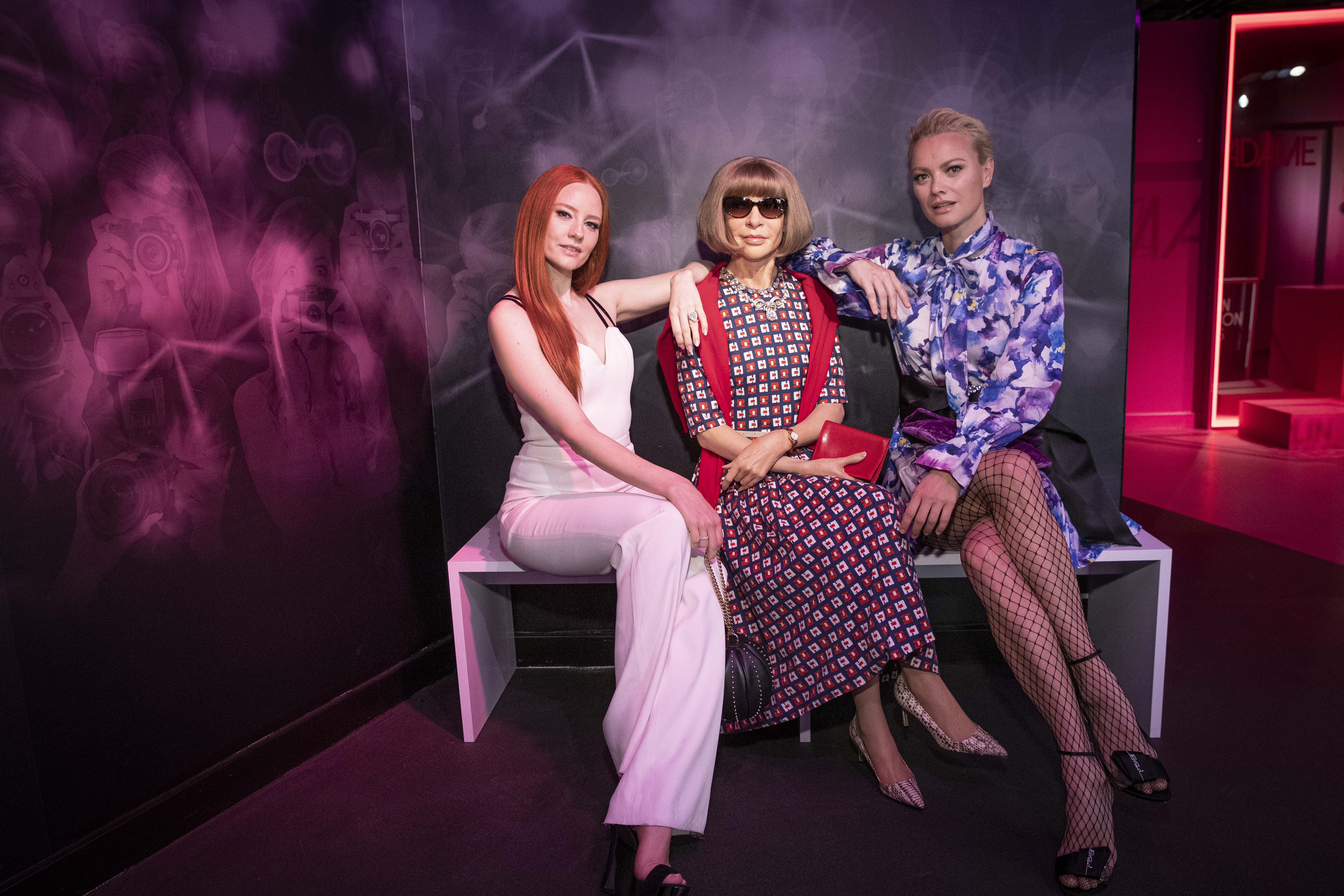 Madame Tussauds goes Fashion