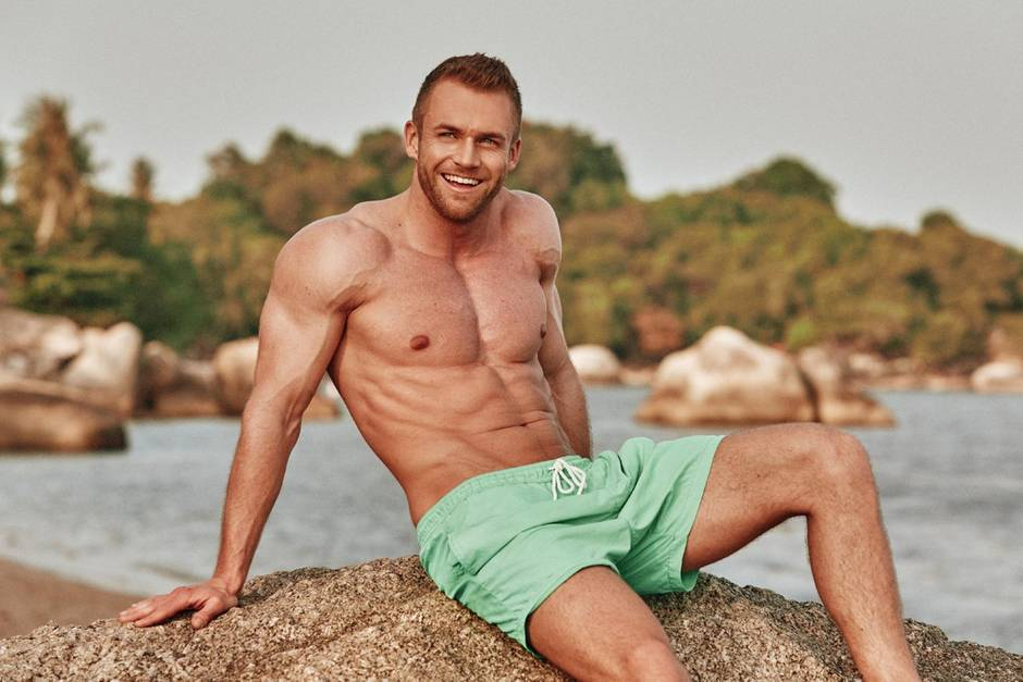 Philipp Stehler bei Bachelor in Paradise